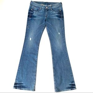Pur Sample Jeans in Bardot Bootcut 28